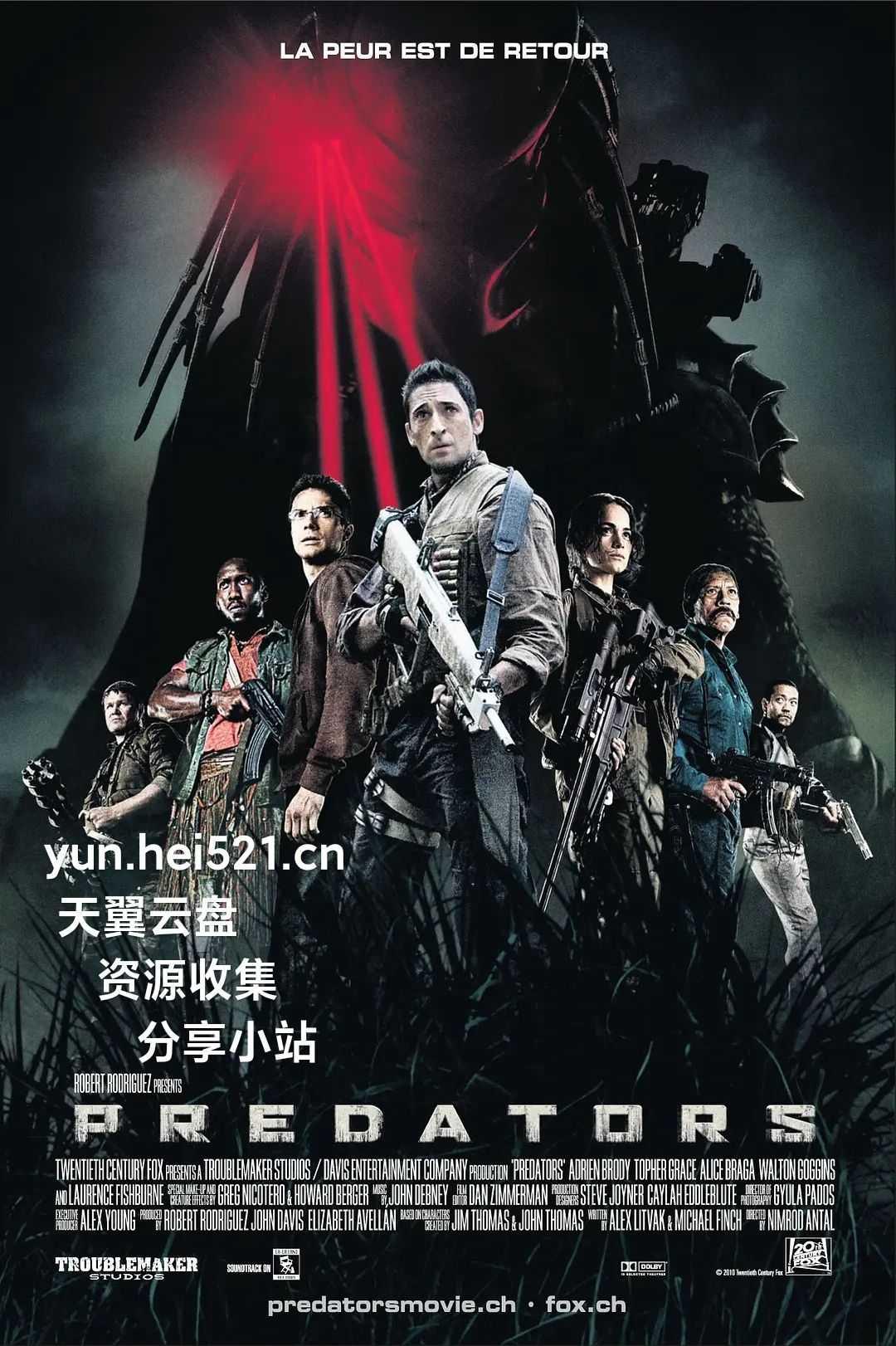 [欧美电影]新铁血战士.2010.1080p蓝光高码[13.80GB]外挂字幕