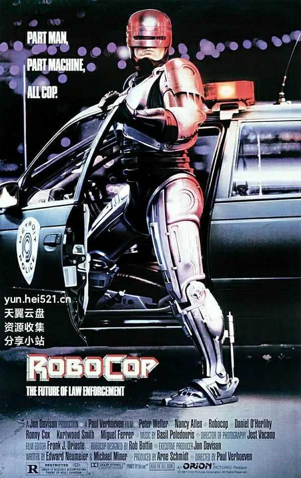 [欧美电影]机械战警.1987.1080p蓝光高码[13.56GB]外挂字幕